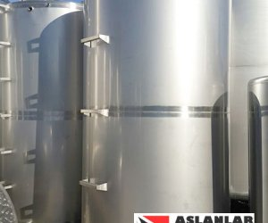 5 Tonluk Tank ve Su Deposu